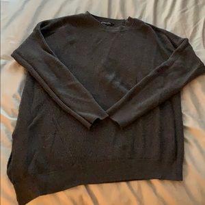 Athleta asymmetrical sweater